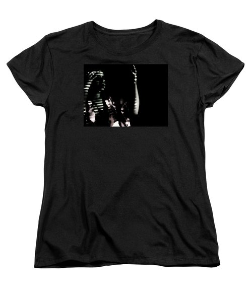 Women's T-Shirt (Standard Cut) featuring the photograph Lurid  by Jessica Shelton