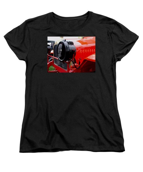 Mack Truck 2 Women's T-Shirt (Standard Cut) by Chris Thomas