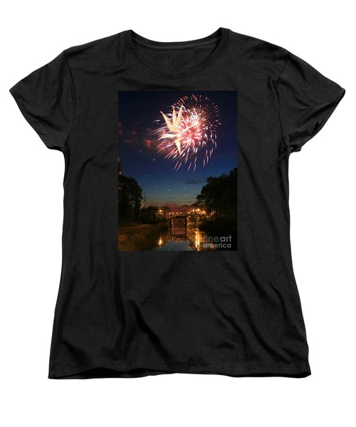 Magic In The Sky Women's T-Shirt (Standard Cut)