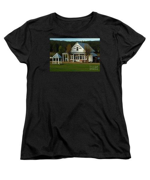 Magnolia Saloon Women's T-Shirt (Standard Cut) by Sam Rosen