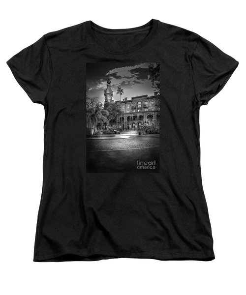 Main Entry Women's T-Shirt (Standard Cut) by Marvin Spates