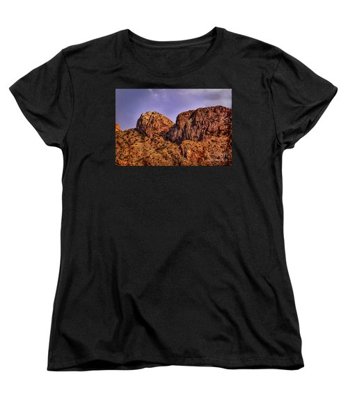 Women's T-Shirt (Standard Cut) featuring the photograph Majestic 15 by Mark Myhaver