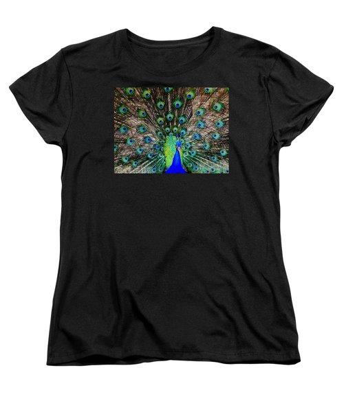 Majestic Blue Women's T-Shirt (Standard Cut)
