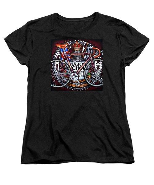 Major Nichols Women's T-Shirt (Standard Cut) by Mark Jones