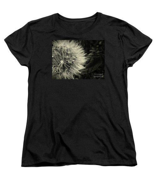 Women's T-Shirt (Standard Cut) featuring the photograph Make A Wish by Clare Bevan