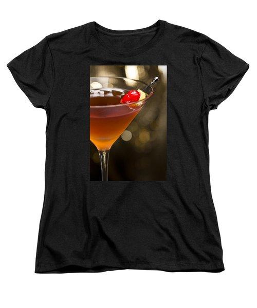 Manhattan  Women's T-Shirt (Standard Cut) by Ulrich Schade