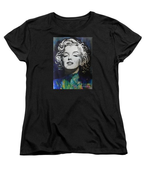 Marilyn Monroe..2 Women's T-Shirt (Standard Cut)