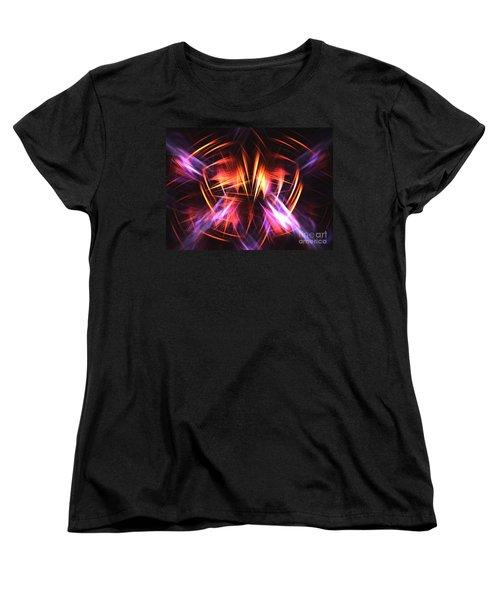 Meissa Women's T-Shirt (Standard Cut) by Kim Sy Ok