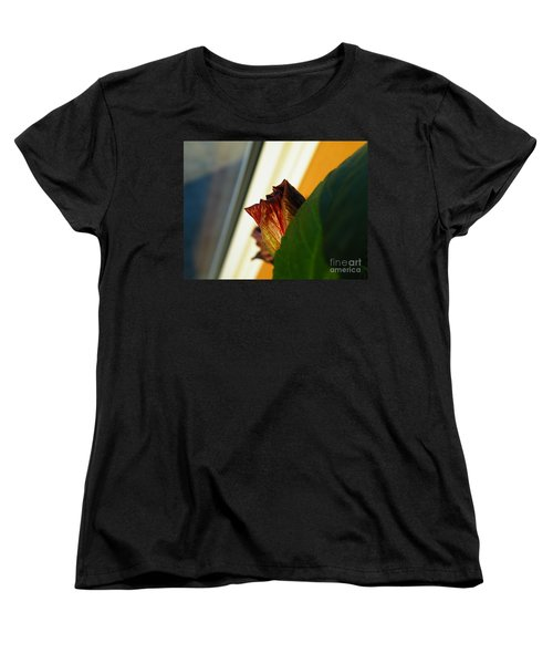 Women's T-Shirt (Standard Cut) featuring the photograph Mellow Mourning by Brian Boyle