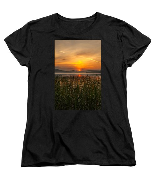 Peace Of Mind Women's T-Shirt (Standard Cut) by Rose-Maries Pictures
