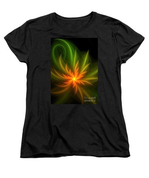 Memory Of Spring Women's T-Shirt (Standard Cut) by Svetlana Nikolova