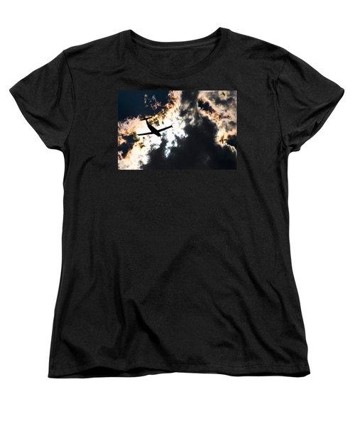 Mercy One Women's T-Shirt (Standard Cut) by Paul Job