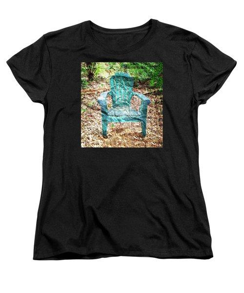 Mi Silla De Papel  Women's T-Shirt (Standard Cut) by Carlos Avila