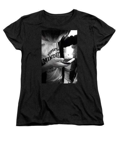Minesota Kyoto Women's T-Shirt (Standard Cut) by Daniel Hagerman