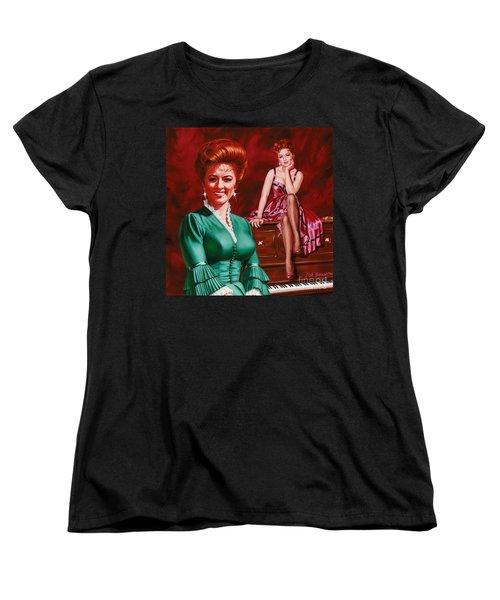 Miss Kitty Women's T-Shirt (Standard Cut)