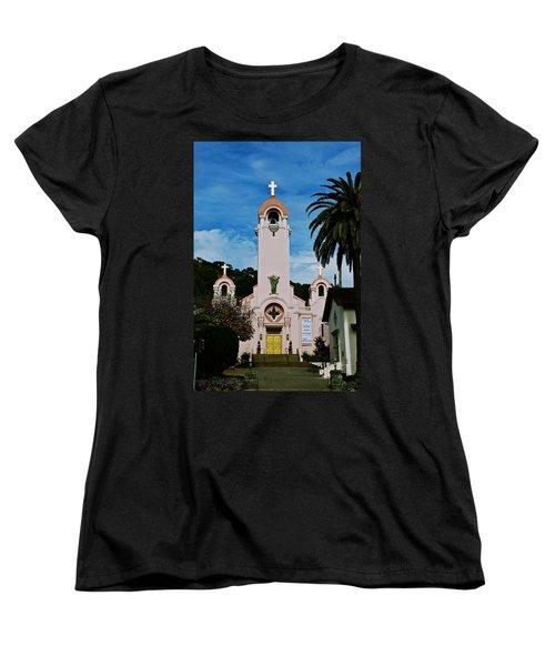 Mission San Rafael Women's T-Shirt (Standard Cut) by Eric Tressler