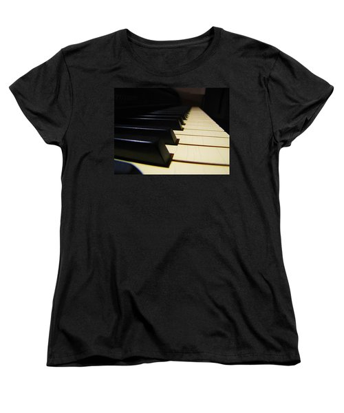 Women's T-Shirt (Standard Cut) featuring the photograph Moment Of Silence by Greg Simmons