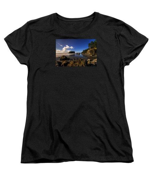 Moonlit Ruby Women's T-Shirt (Standard Cut) by Chad Dutson