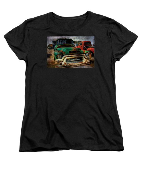 Mr Green 4 Sale Women's T-Shirt (Standard Cut) by Toni Hopper