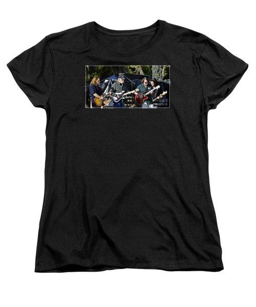 Mule And Widespread Panic - Wanee 2013 1 Women's T-Shirt (Standard Cut) by Angela Murray