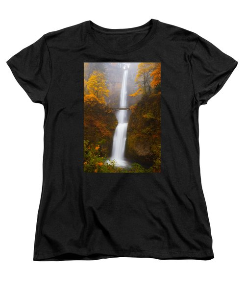 Multnomah Morning Women's T-Shirt (Standard Cut)