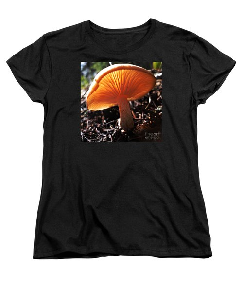 Mushroom Women's T-Shirt (Standard Cut)