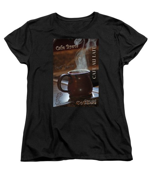My Favorite Cup Women's T-Shirt (Standard Cut) by Robert Meanor
