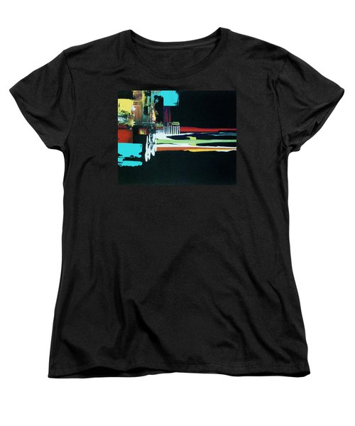 My Karma Ate My Dogma Women's T-Shirt (Standard Cut)