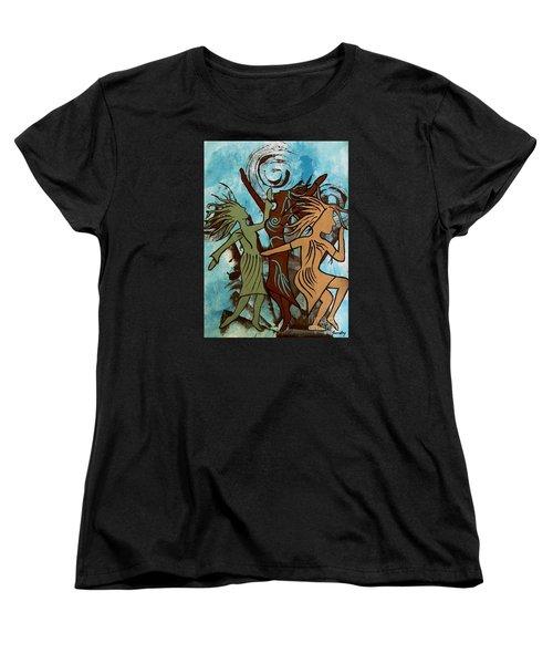 My Spirit Dances Women's T-Shirt (Standard Cut)