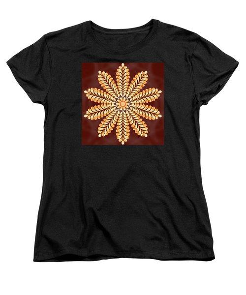 Mystery Jewel Of Kedah Women's T-Shirt (Standard Cut) by Derek Gedney
