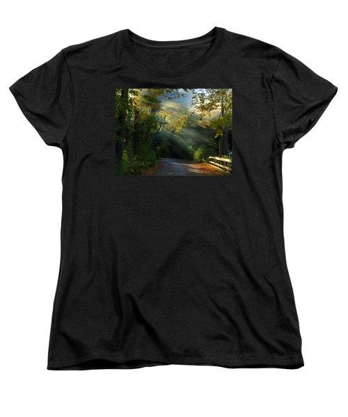 Mystical Women's T-Shirt (Standard Cut) by Dianne Cowen