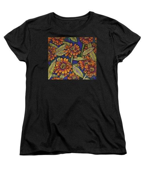 Nazinnias Women's T-Shirt (Standard Cut)