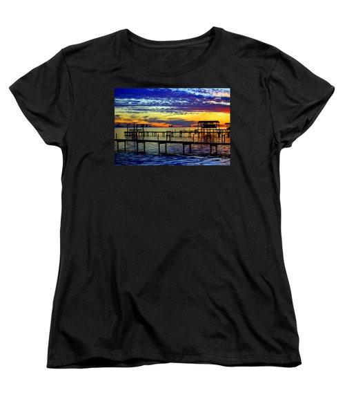 Nature's Disco Dance Women's T-Shirt (Standard Cut)