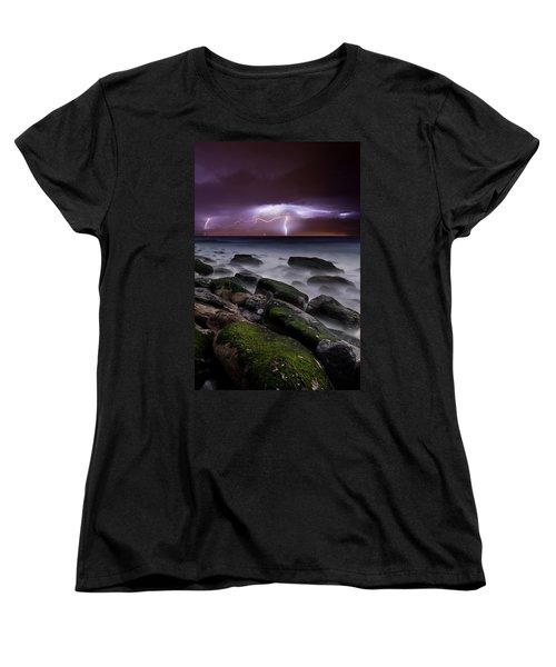 Nature's Splendor Women's T-Shirt (Standard Cut) by Jorge Maia