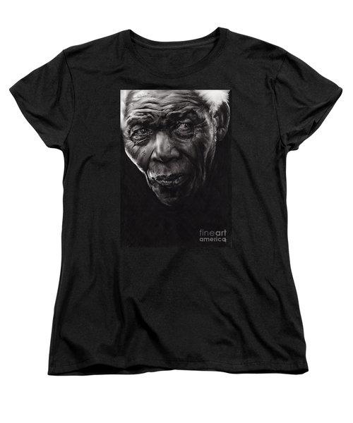 Nelson Women's T-Shirt (Standard Cut) by Paul Davenport