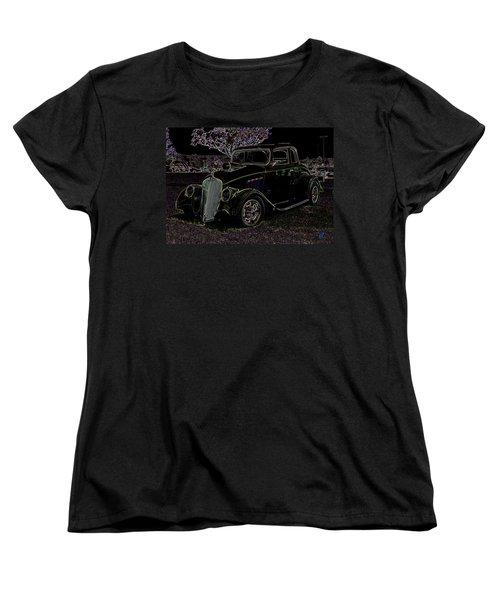 Neon Classic Women's T-Shirt (Standard Cut) by Chris Thomas