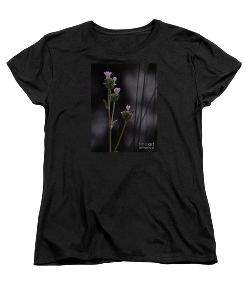 Women's T-Shirt (Standard Cut) featuring the photograph New Beginnings by Joy Hardee