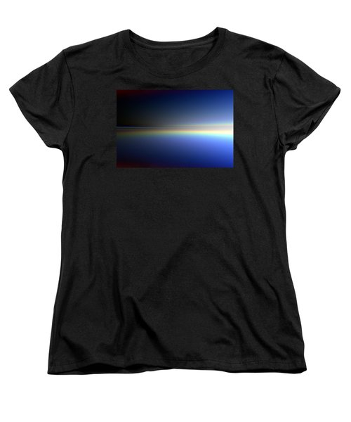 New Day Coming Women's T-Shirt (Standard Cut) by Andreas Thust