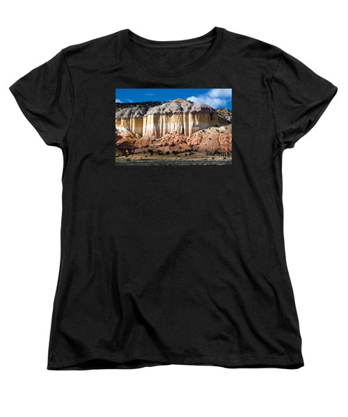 Northern New Mexico Women's T-Shirt (Standard Cut) by Roselynne Broussard