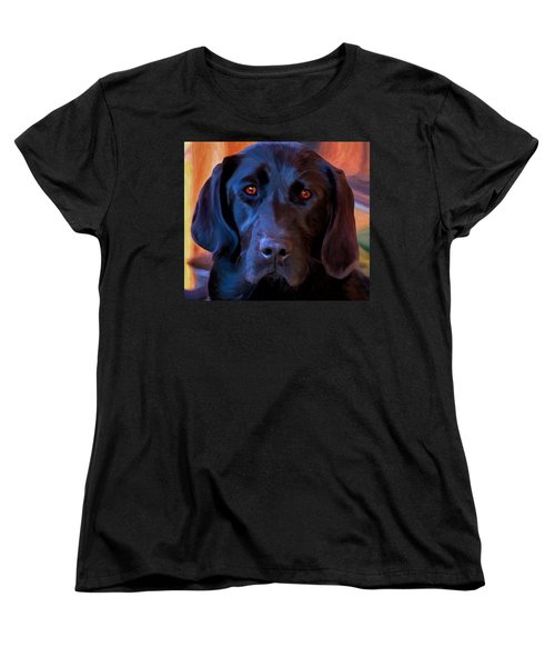Nothing But Love Women's T-Shirt (Standard Cut) by Michael Pickett