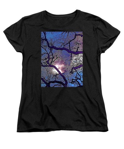 Oaks 11 Women's T-Shirt (Standard Cut) by Pamela Cooper