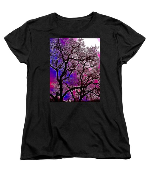 Oaks 6 Women's T-Shirt (Standard Cut) by Pamela Cooper
