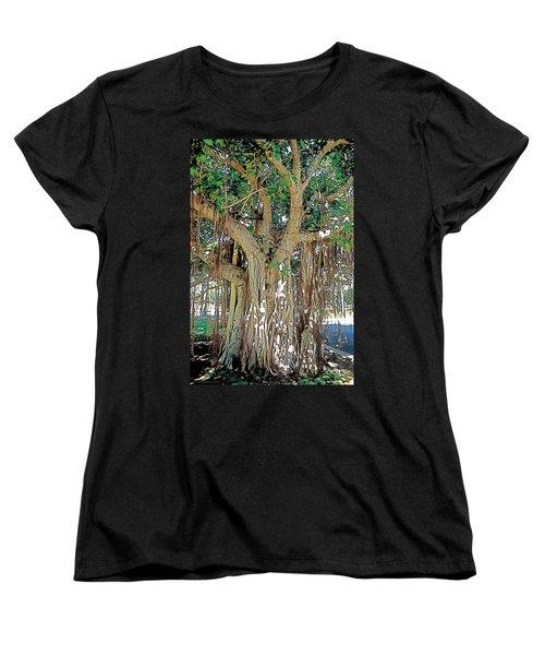 Old Soul Women's T-Shirt (Standard Cut) by Terry Reynoldson