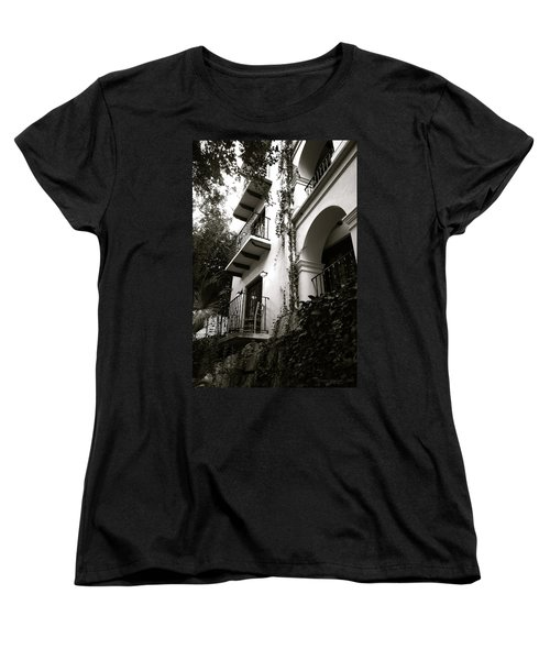 On The River Women's T-Shirt (Standard Cut) by Shawn Marlow