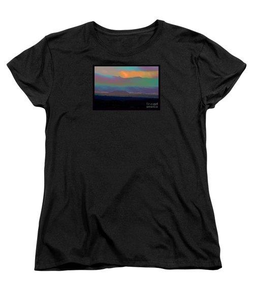 One Enchanted Evening Women's T-Shirt (Standard Cut) by Susanne Still