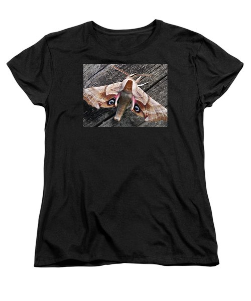 One-eyed Sphinx Women's T-Shirt (Standard Cut) by Cheryl Hoyle