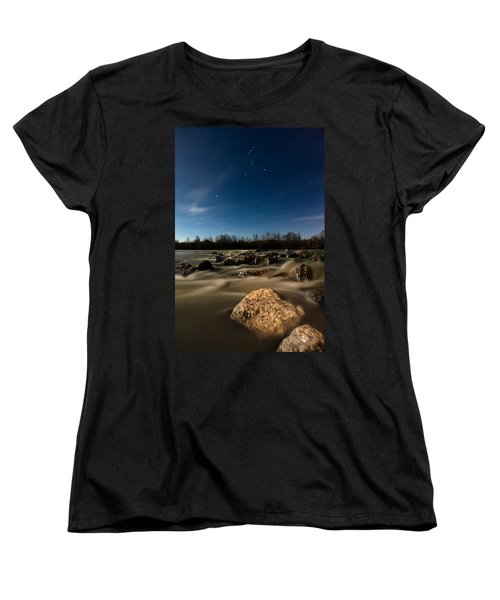 Orion Women's T-Shirt (Standard Cut) by Davorin Mance