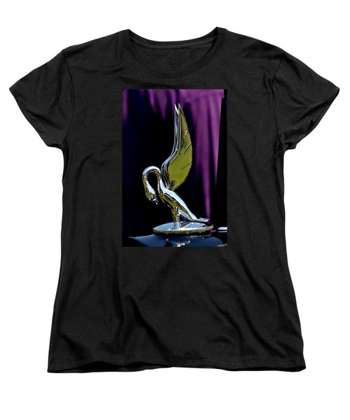 Women's T-Shirt (Standard Cut) featuring the photograph Packard - 3 by Dean Ferreira