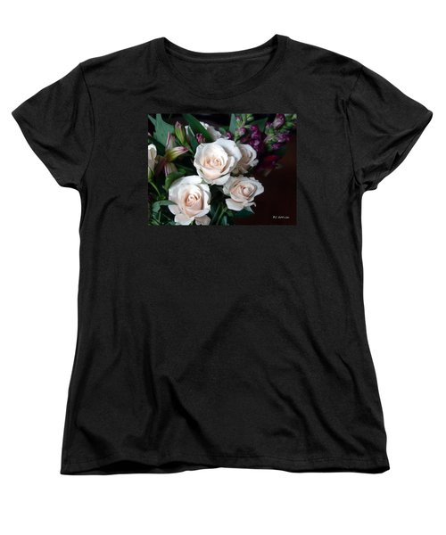 Pardon My Blush Women's T-Shirt (Standard Cut) by RC deWinter