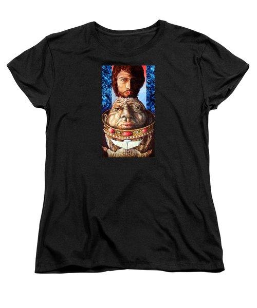 Parthenogenesis II Women's T-Shirt (Standard Cut) by Otto Rapp